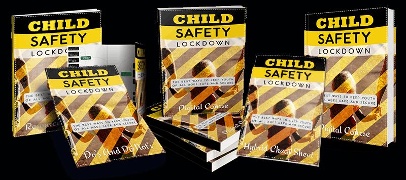 Child Safety Lockdown PLR funnel