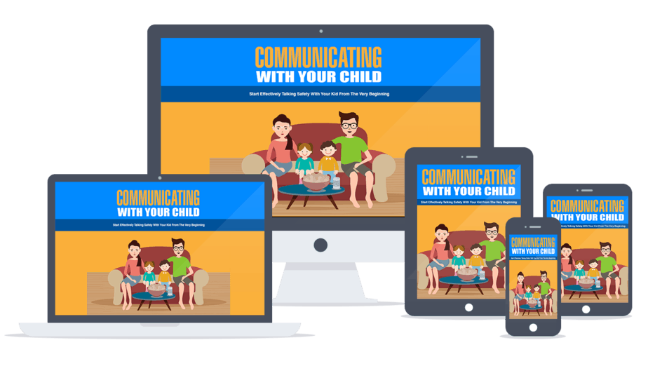 Communicating With Your Child PLR Lead Magnet