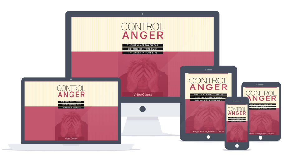 Controlling Your Anger PLR Lead Magnet