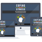 Coping With Stress PLR Lead Magnet Front End and Upgrade