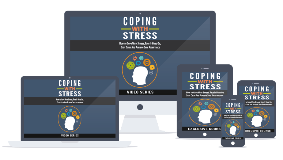 Coping With Stress PLR Lead Magnet