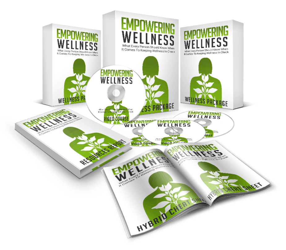Wellness PLR videos