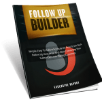 Follow Up Builder PLR Lead Magnet Toolkit