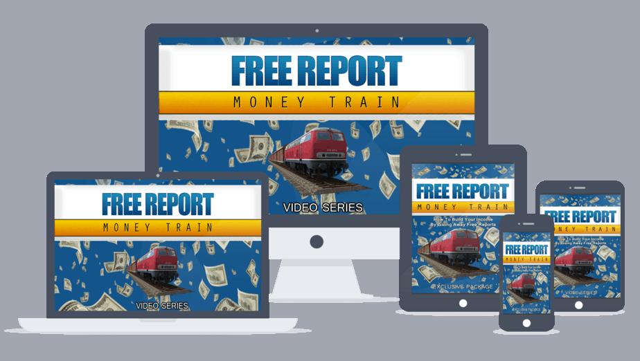 Free Report Money Train PLR Lead Magnet