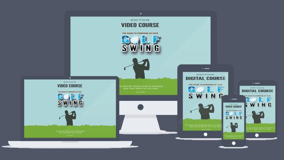 Golf Swing PLR report