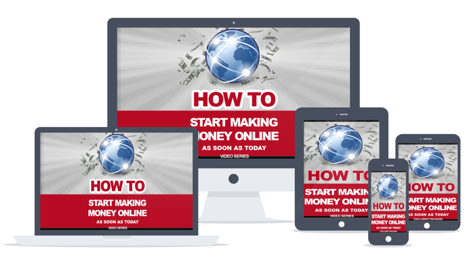 Make Money Online PLR Lead Magnet