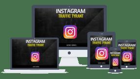 Instagram Traffic Tyrant PLR Lead Magnet