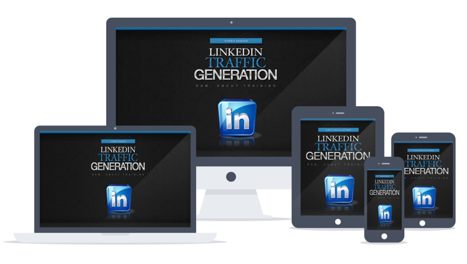 LinkedIn Traffic Generation PLR Lead Magnet