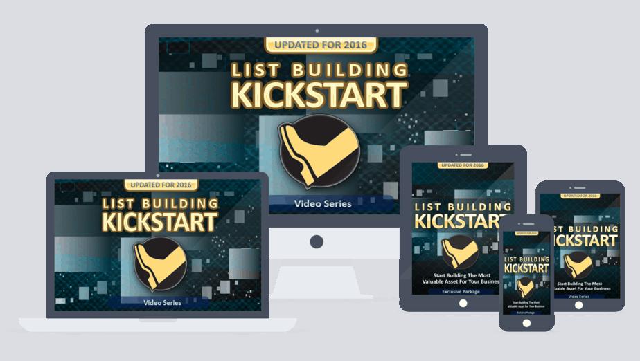List Building Kickstart PLR Lead Magnet