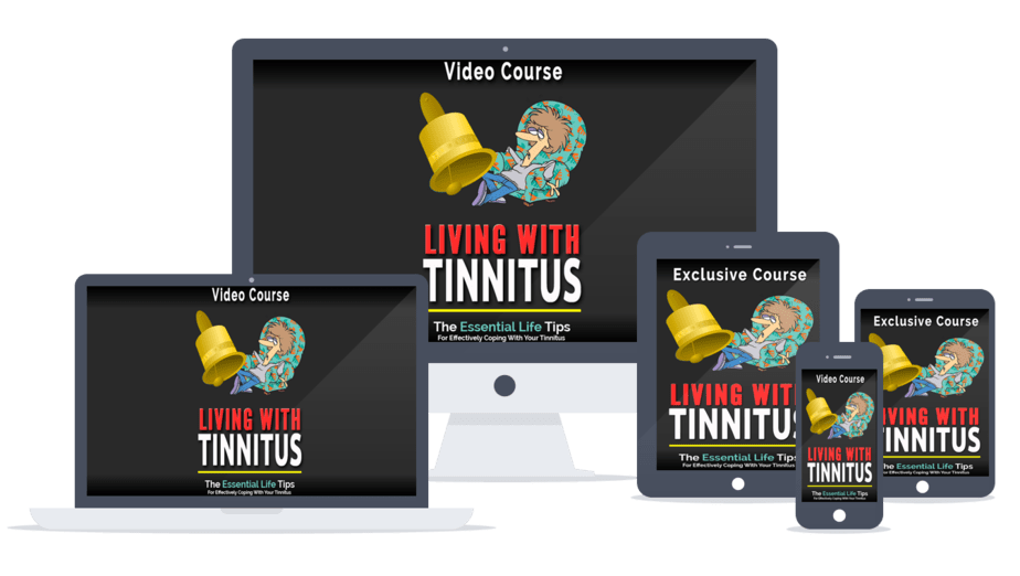 Living With Tinnitus PLR Lead Magnet