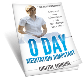Meditation Jumpstart PLR Lead Magnet