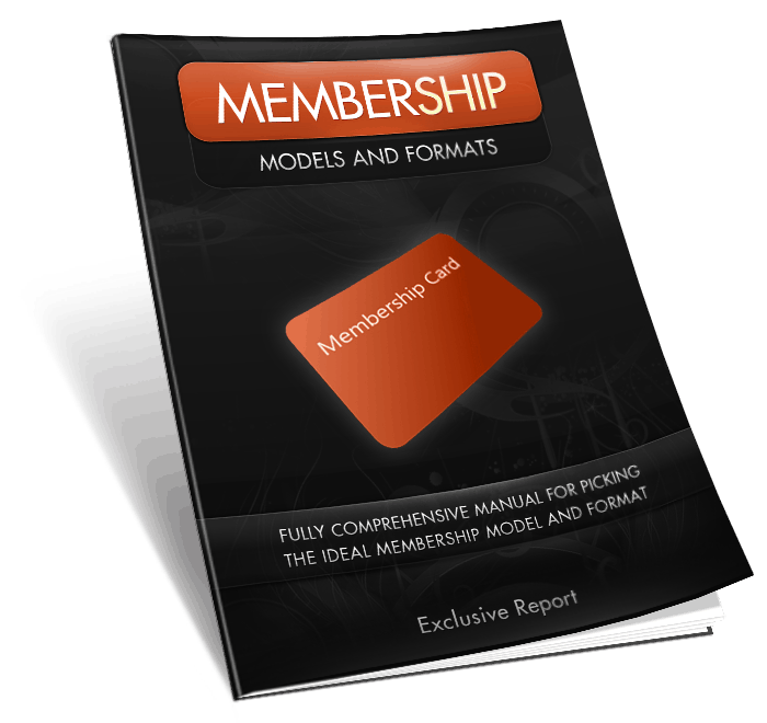 Membership Models PLR Lead Magnet Toolkit