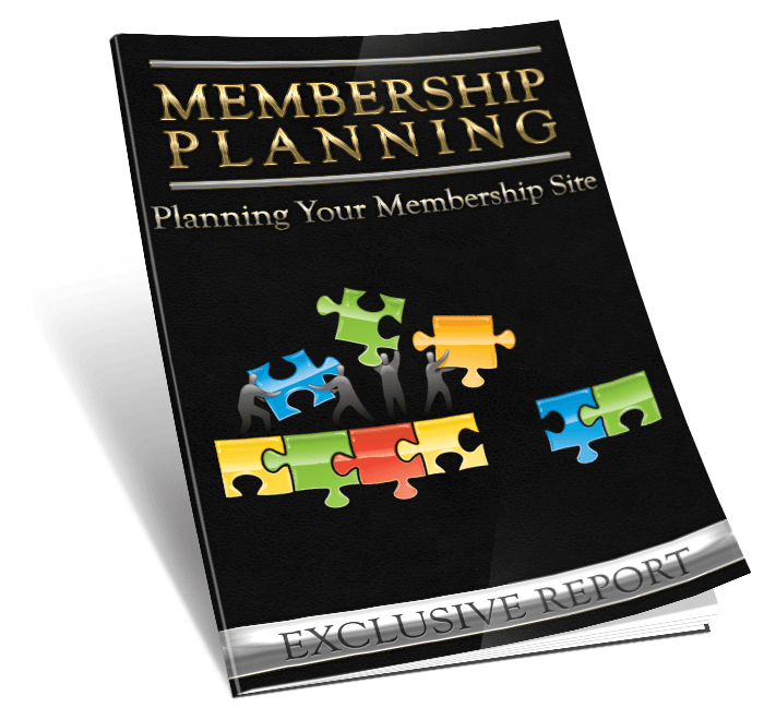 Membership Planning PLR Lead Magnet Toolkit