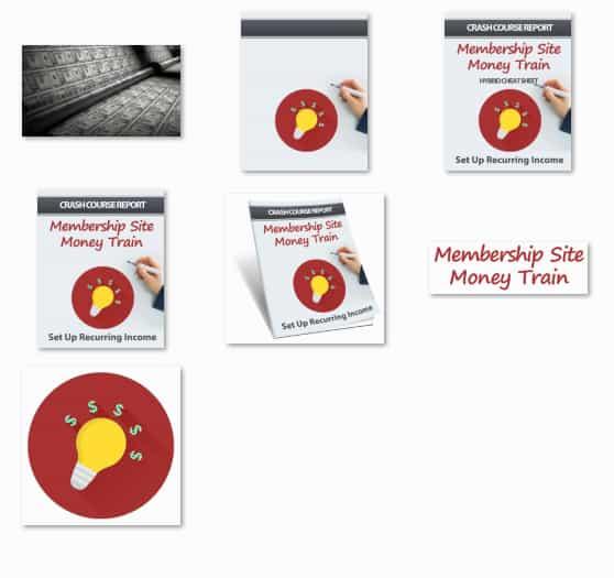Membership Site Money Train PLR Lead Magnet Toolkit