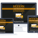 Modern SEO Strategies PLR Lead Magnet Front End and Upgrade