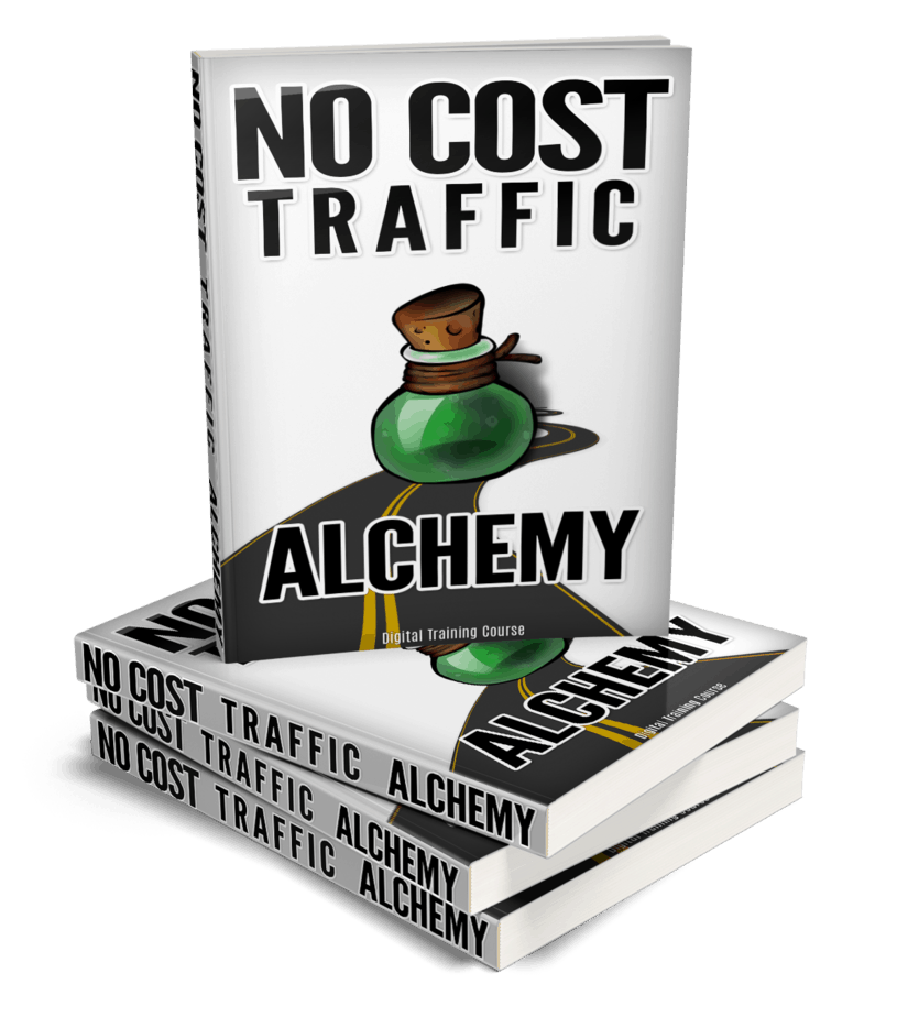 No Cost Traffic Alchemy Monster PLR eBook Package