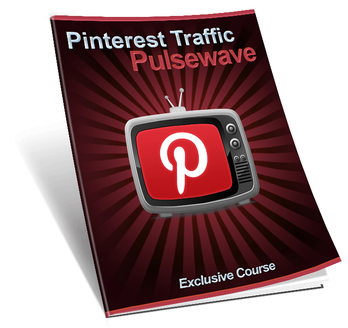 Pinterest Traffic Pulsewave PLR Lead Magnet