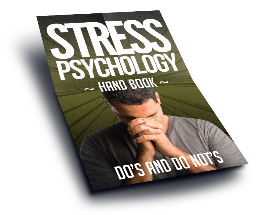 Psychology of Stress PLR eBook Funnel