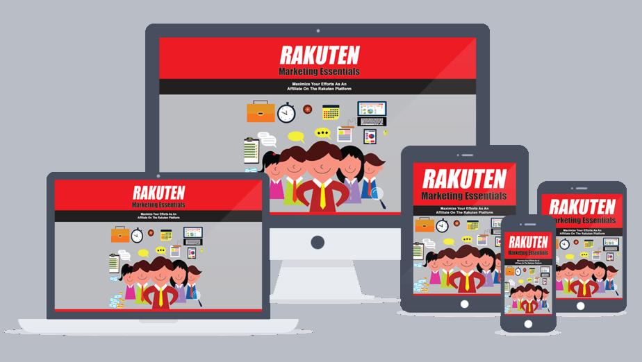 Rakuten Marketing Essentials PLR Lead Magnet