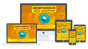 Responsive Email Marketing PLR Lead Magnet