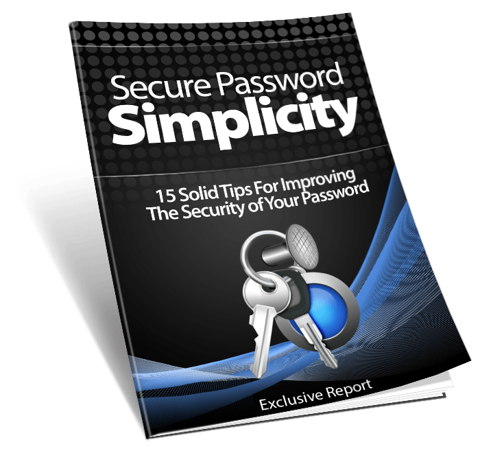 Secure Password Simplicity PLR Lead Magnet Toolkit