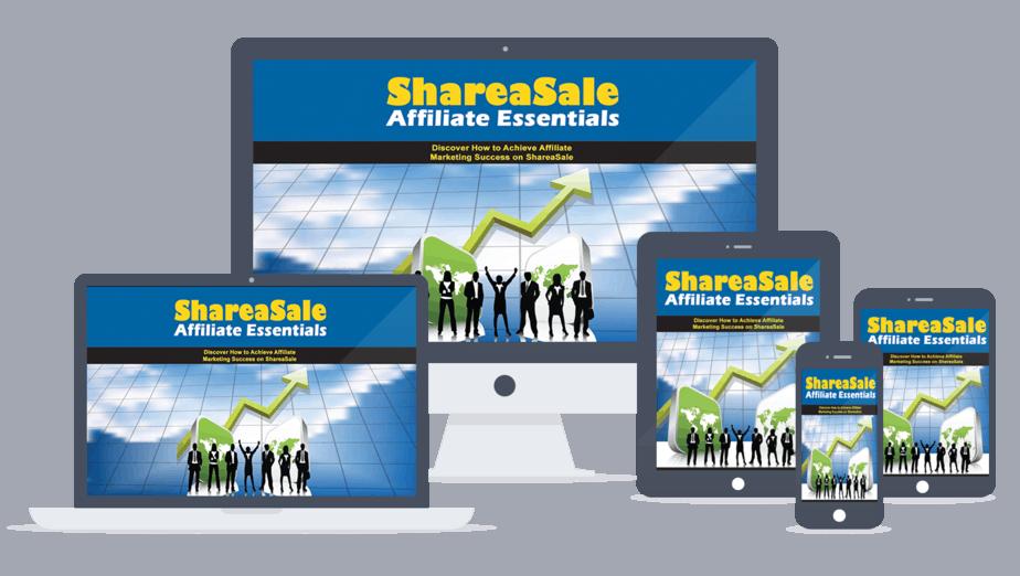 ShareaSale Affiliate Essentials PLR Lead Magnet