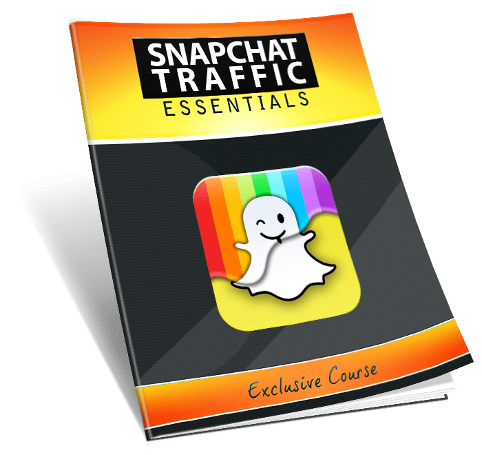 Snapchat Traffic Essentials PLR Lead Magnet Toolkit