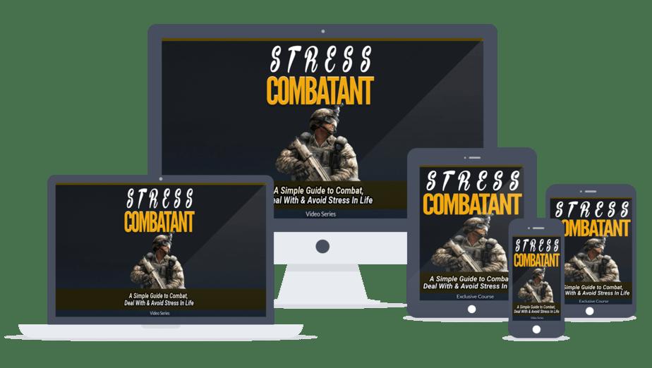Stress Combatant PLR Lead Magnet