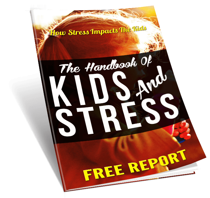 Kids and Stress PLR Lead Magnet