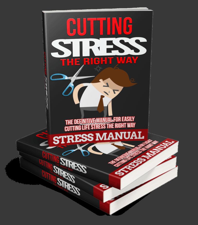 Cutting Stress Monster PLR eBook Package