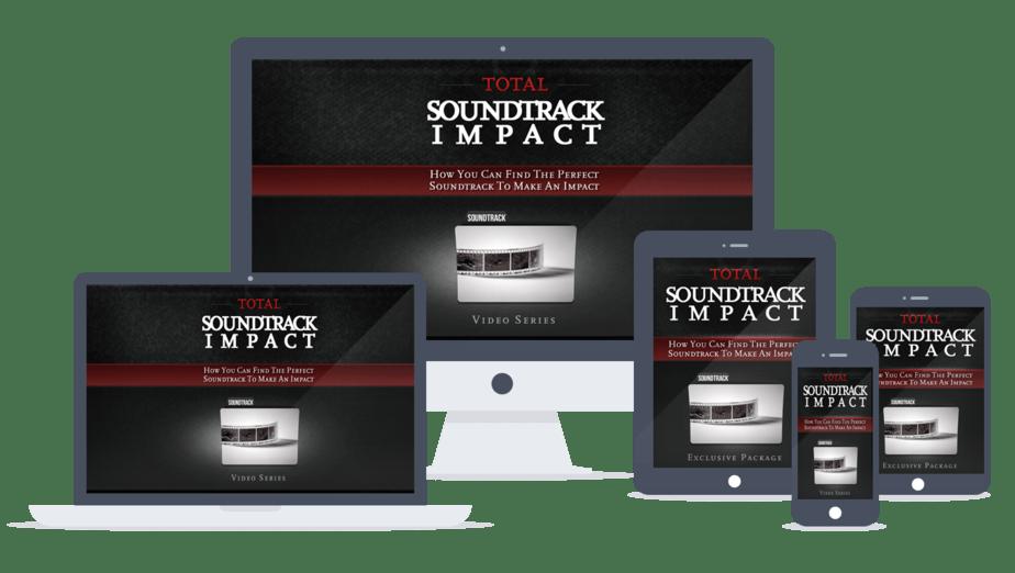 Total Soundtrack Impact PLR Lead Magnet