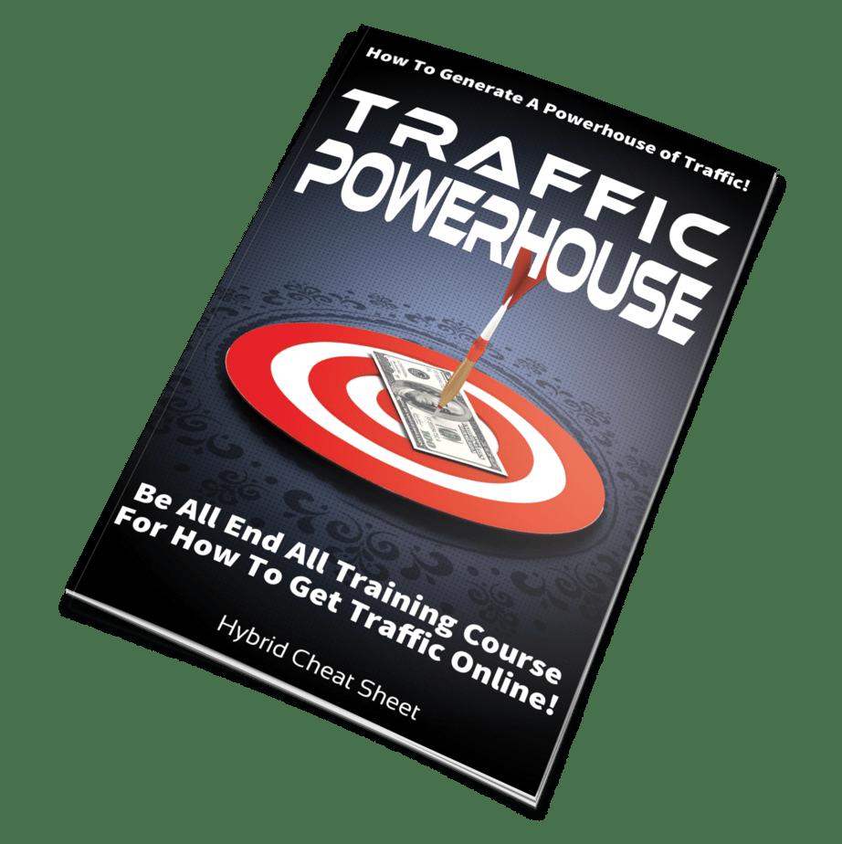 Traffic Generation Monster PLR eBook