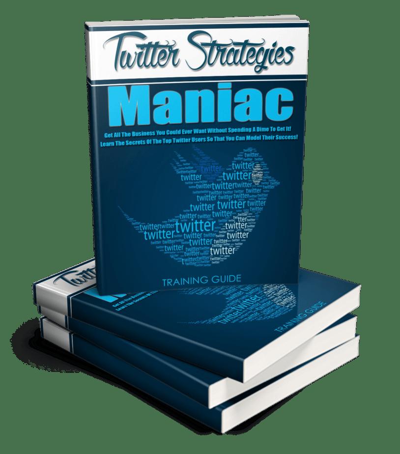 Twitter Strategies PLR eBook Guide