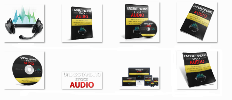 Stock Audio PLR product