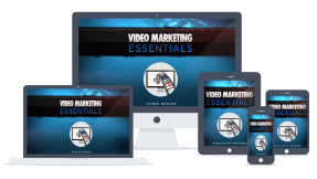 Video Marketing Essentials Front End Package
