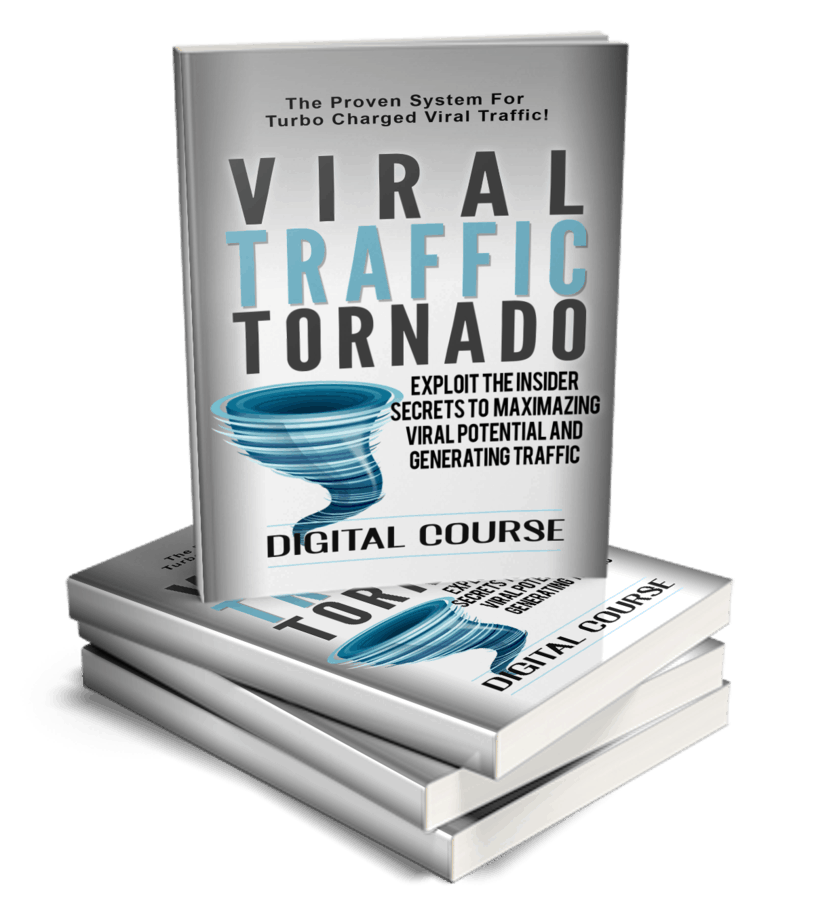 Viral Traffic PLR funnel