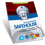Web Browser Safe House PLR Lead Magnet Toolkit