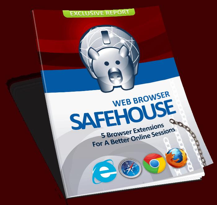 Web Browser Safe House PLR Lead Magnet