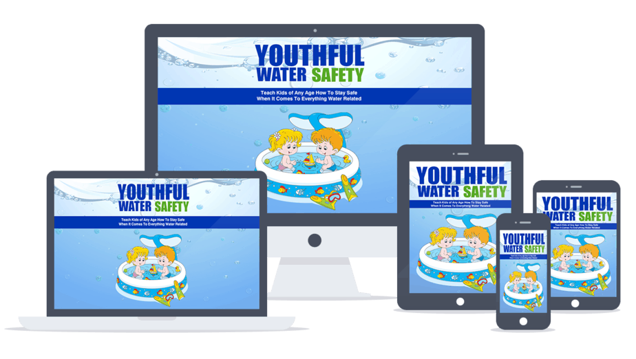 Youthful Water Safety PLR Lead Magnet