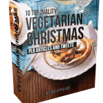 10 Top Quality Vegetarian Christmas PLR Articles and Tweets