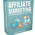 Affiliate Marketing Internet Marketing Checklist