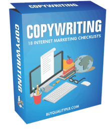 Copywriting Internet Marketing Checklist
