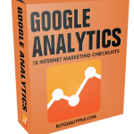Google Analytics Internet Marketing Checklist