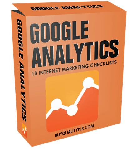 Google Analytics Internet Marketing Checklist