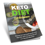 Keto Diet For Beginners 13k Words Exclusive PLR eBook with Squeeze Page