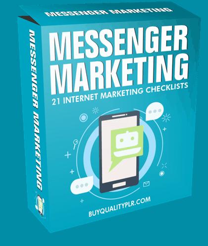 Internet Marketing Checklist - 21 Messenger Marketing Checklists
