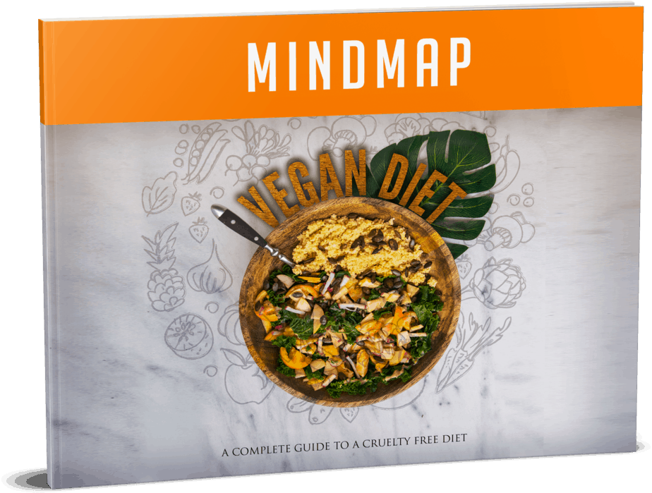 Vegan Diet Sales Funnel with Master Resell Rights Mind-Map