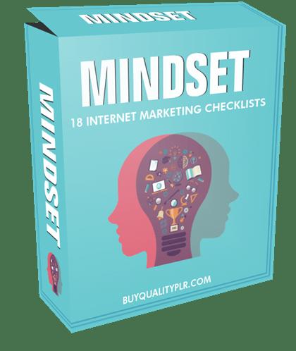 Mindset Internet Marketing Checklist