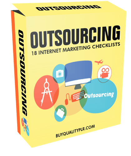 Internet Marketing Checklists – 18 Outsourcing Checklists