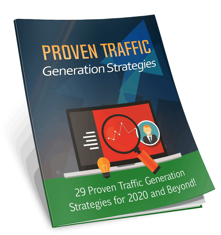 Traffic Generation Strategies PLR ebook